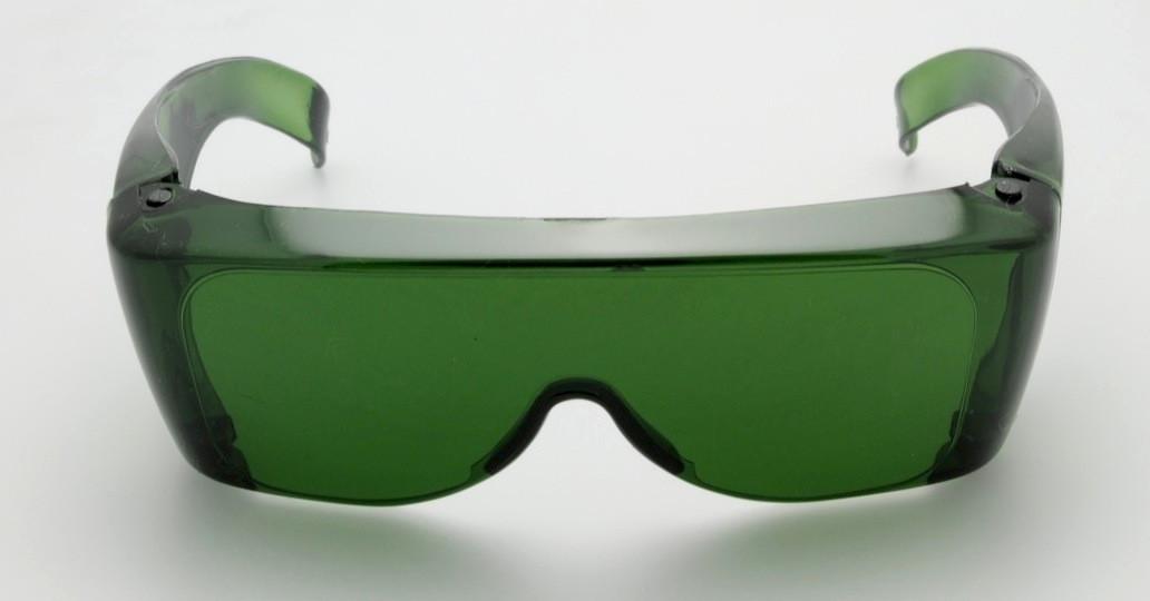 Sur lunettes très haute protection solaire