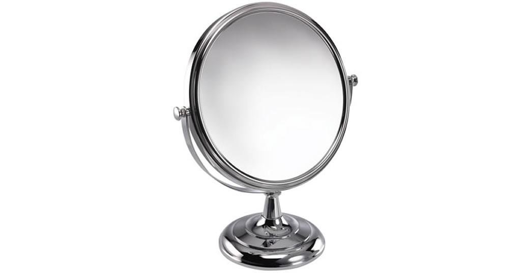 Miroir grossissant géant x3 sur pied