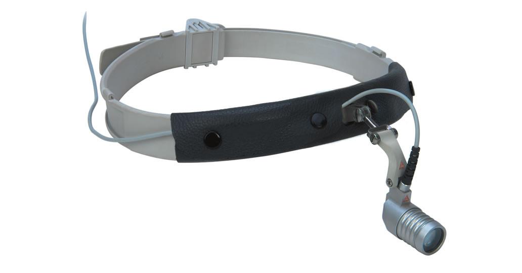 Led Microlight HEINE sur bandeau léger