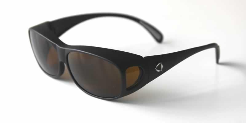 Filtre basse vision polarisant Biocover Brun 511 Medium