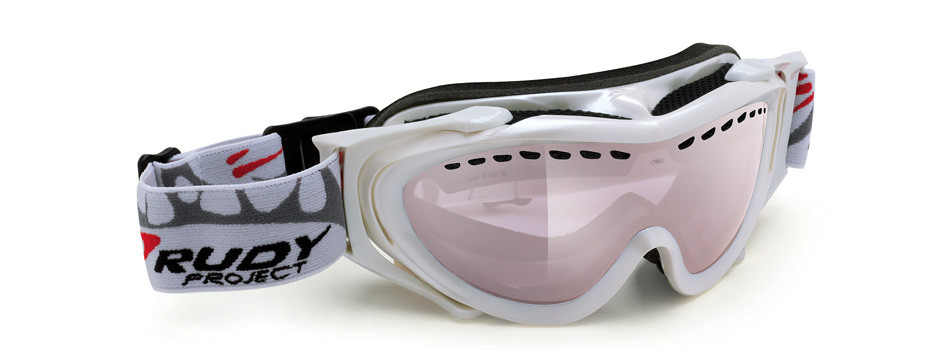Masque KALYBRO White Pearl - Rudy Project