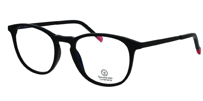 Lunettes Essilor femme PALERMO 0109 black pink