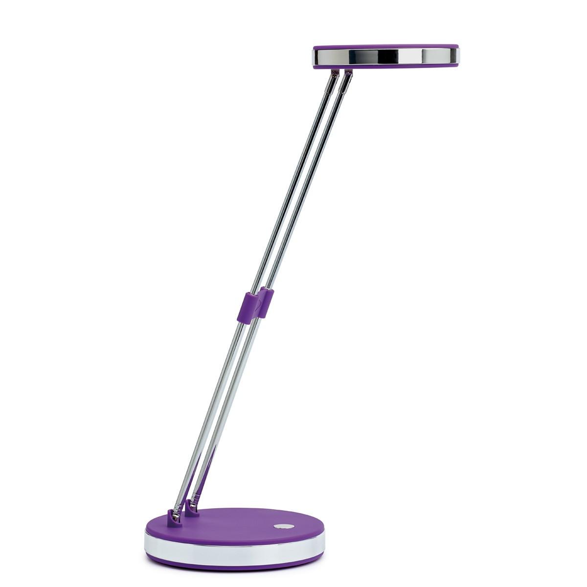 Lampe pliable lumière du jour LED Sprite viiolet