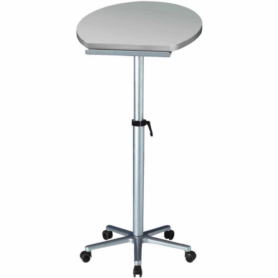 Poste de travail ergonomique Gris pour portable