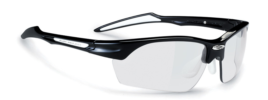 Rudy Project Swifty Impact X Black Gloss Clear Lens SP 14 81 42