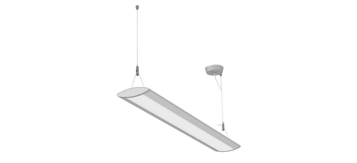 Suspension LED 94 cm 30W Adelaide