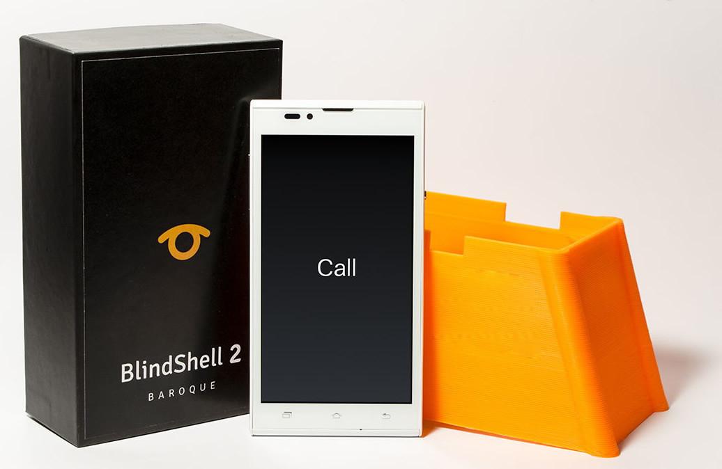 Smartphone Blindshell 2