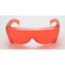 Sur lunettes orange 49%
