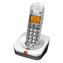 Téléphone sans fil grosses touches amplifiées SIMPLE