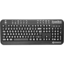 Clavier grosse touche PC ZOOM TEXT