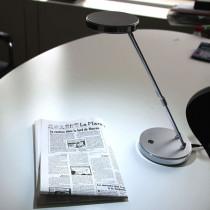 Lampe pliable lumière du jour LED Sprite argent