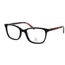 Lunettes Essilor femme MILANO 0113 black red havana