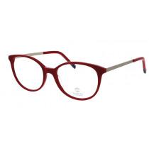 Lunettes Essilor femme MONACO 0702 red silver