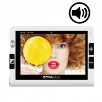 Zoomax SNOW 7 HD + TTS parlante