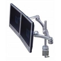 Kit pour double bras support bi-écran évolutif