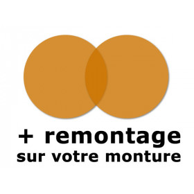 2 filtres chromatiques Wellness 1 + remontage