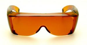 Sur lunettes solaires