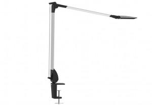 Lampe de bureau LED sur pince Oxford réglable Intensité
