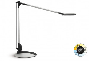 Lampe de bureau LED sur socle Oxford réglable Température et Intensité