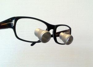 Loupes binoculaires ZEISS GTX 2,5x