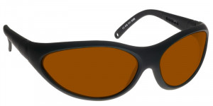 Lunettes protection TSLaserBGR pour pointeur laser modele lunettes galbées