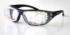 Lunettes Sécurité PX 110 noir ergonomique