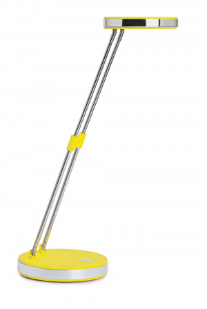 Lampe pliable lumière du jour LED Sprite jaune