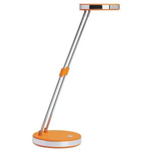 Lampe pliable lumière du jour LED Sprite orange
