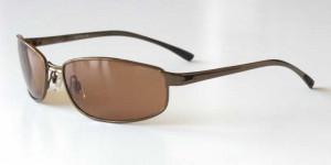 Pola Start 9812 polarisantes métal bronze verres brun