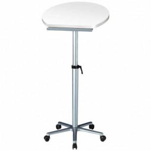 Poste de travail ergonomique Blanc pour portable