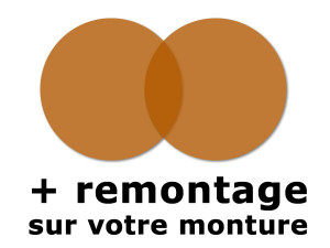 2 filtres chromatiques Wellness 2 + remontage