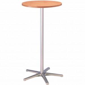 Table haute finition Bois